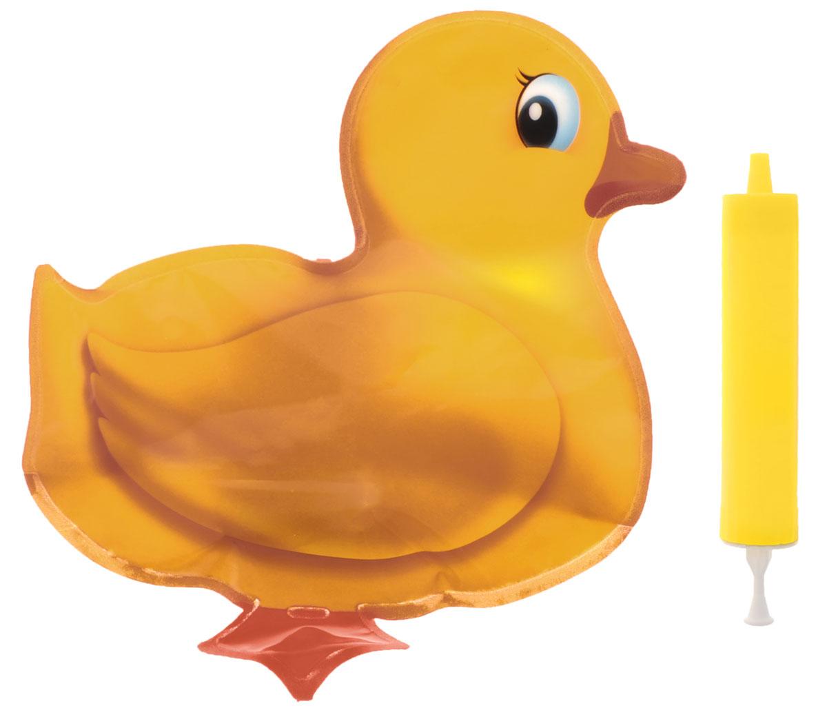 Mommy Love Развивающая игрушка Заводные зверята УточкаQQ131_уточкаРазвивающая игрушка Mommy Love Заводные зверята: Уточка приведет в восторг вашего малыша. Игрушка выполнена из высококачественного и безопасного материала в виде милой уточки. Для игры уточку необходимо надуть с помощью насоса (входит в комплект), завести механизм и опустить на воду - уточка поплывет! Игрушка способствует развитию моторных, логических навыков и визуального восприятия малыша. Порадуйте ребенка таким замечательным подарком!