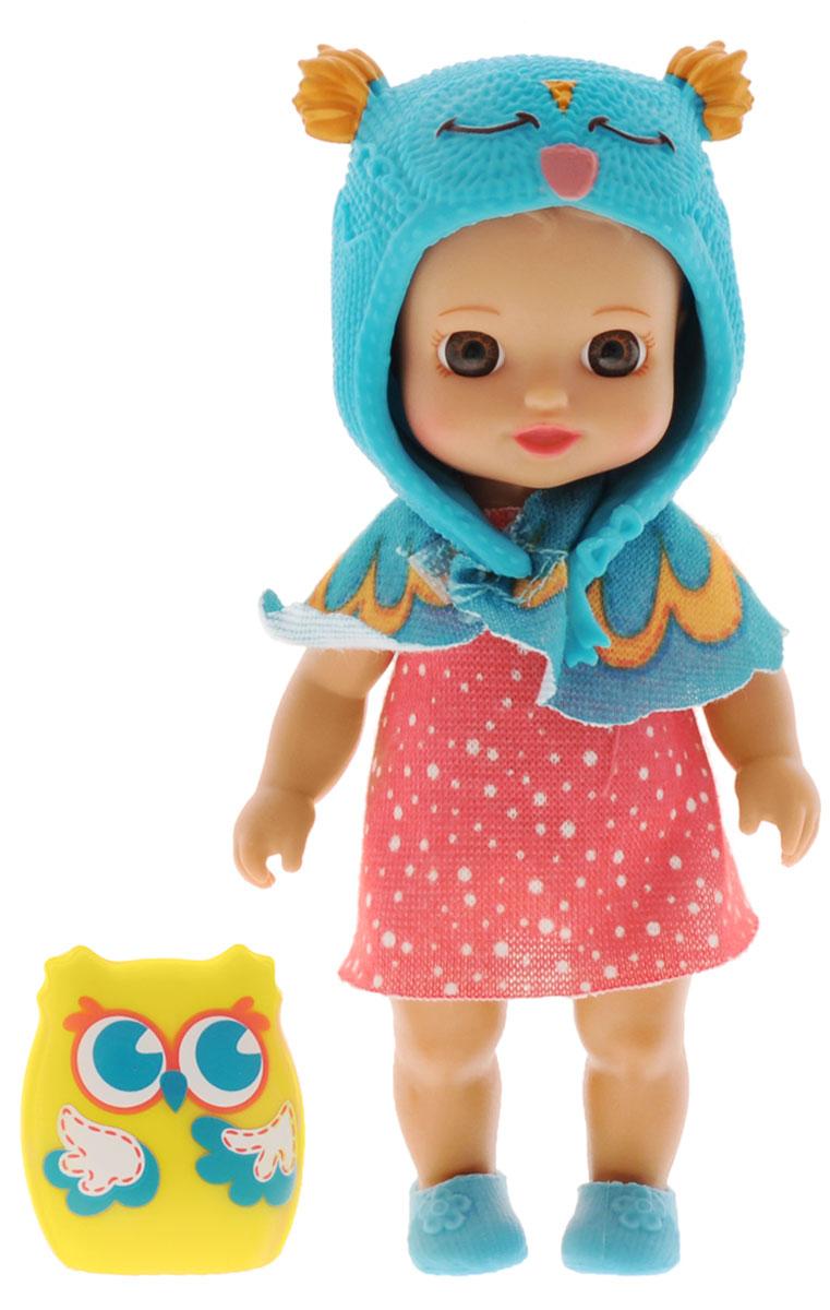 Chou Chou Мини-кукла Mini Birdies цвет голубой желтый