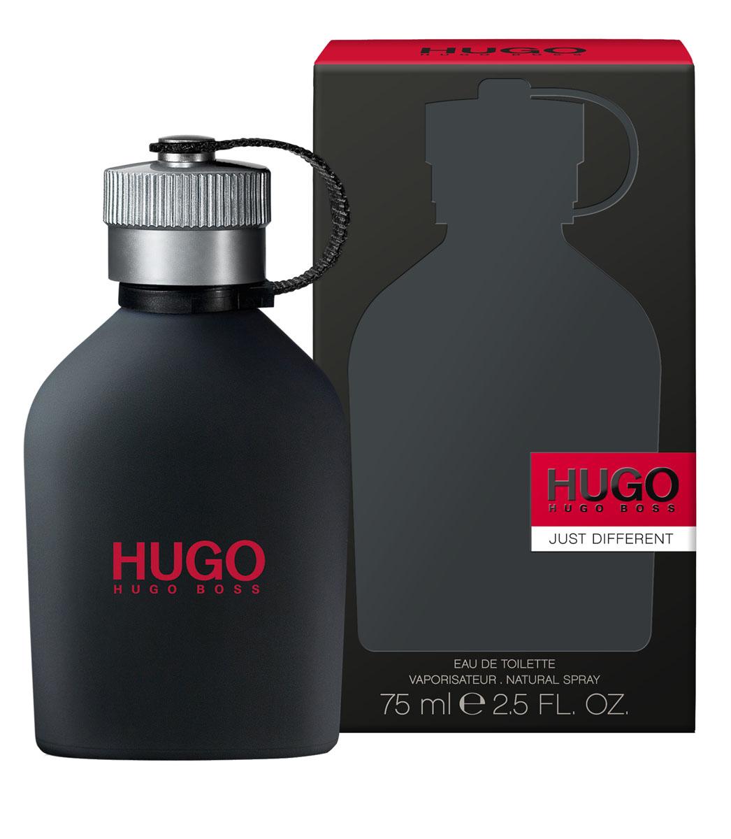 Hugo Boss Just Different Туалетная вода 75 мл0737052465678АРОМАТИЧЕСКИЙ-ДРЕВЕСНЫЙ АРОМАТ В 2011 году происходит изменение в дизайне упаковки и флакона HUGO MAN, аромат без изменений. А также выходит новый аромат в постоянной линейке HUGO JUST DIFFERENT. Цель запуска - обновить HUGO MAN с помощью нового аромата, новой кампании и нового лица HUGO. Им стал популярный актер и музыкант Jared Leto (ДжаредЛето), воплотивший мужчину в стиле HUGO - харизматичного бунтаря, современного, креативного, стильного. Матовые контуры флакона изображены на лаковой упаковке. Серебряный контур флакона выделяет упаковку на полке. На матовом черном флаконе - Крышка с серебряным отливом, черная резинка, простое современное лого. Ключевые слова: Освежающий, взрывнойстеплым, мягкимшлейфом. Современный, стильный, соблазняющий Срок годности: 36 месяцев