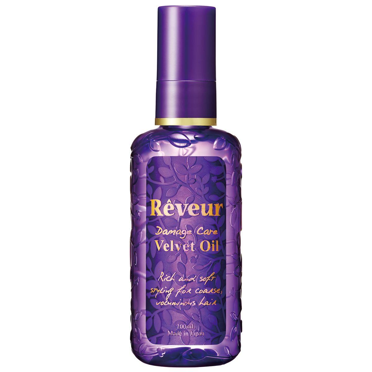 Reveur Масло для волос Velvet Oil Увлажнение и блеск, 100 мл70486В состав Reveur Velvet Oil входят натуральные природные масла, которые питают волос изнутри, восстанавливая структуру и возвращая ему блеск, сияние и упругость. Специально подобранные экстракты растений восстанавливают кутикулу, не утяжеляя волосы. Легкое нанесение и распределение, без склеивания. Масло Reveur Velvet Oil восстанавливает волосы, увлажняет и дает ощущение мягкости. Рекомендуется: Для сухих волос Для жестких и объемных волос Для пушащихся волос Нежный и свежий аромат цветов. Способ применения: на влажные волосы, слегка просушенные полотенцем, нанести необходимое количество масла (1-2 нажатия помпы) и распределить по длине пальцами. Остатки средства втереть в кончики волос. В случае нанесения на сухие волосы, следует сократить количество масла. Состав: циклопентасилоксан, циклометикон, диметикон, гидрогенизированный полиизобутилен, стеарамид этил диэтониум сакцинол гидролизированный белок гороха,...