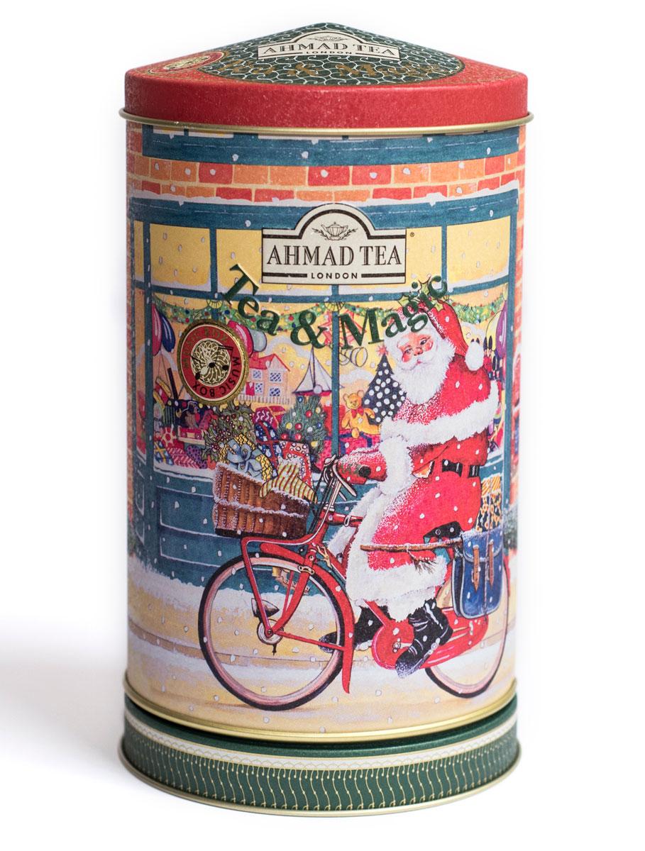 Ahmad Tea Orange Blossom черный чай, 80 г (музыкальная шкатулка)1499_дед на велосипедеВ европейской традиции цветок апельсина считается символом любви. В честь него назвали букет невесты - флердоранж. Моду на них и на белые свадебные платья ввела английская королева Виктория в 19 веке. Чуть заметная сластинка и тонкий аромат составляют особенный легкий букет Ahmad Orange Blossom. Чай в необычной и яркой упаковке - музыкальной шкатулке будет прекрасным подарком для ваших друзей и близких!