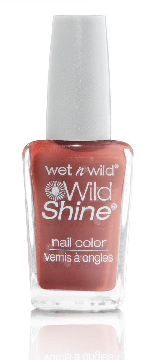 Wet n Wild Лак Для Ногтей Wild Shine Nail Color casting call 13 млE462