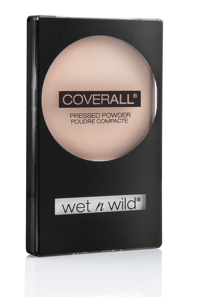 Wet n Wild Компактная Пудра Для Лица Coverall Pressed Powder fair 8 гр