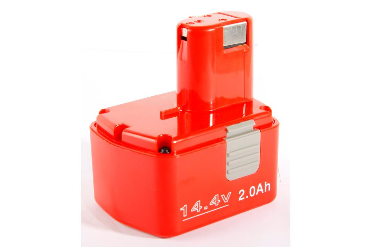 Аккумулятор Hammer Flex AKH1420 14.4В 2.0Ач для HITACHI30548Аккумуляторная батарея Hammer AKH1420 предназначена для использования с аккумуляторными шуруповертами и дрелями. Работает при температуре от +5°C до +50°C. Для зарядки аккумулятора достаточно 40 минут. Совместимые модели: Hitachi: DS14DVB2, WR14DMR, DS14DMR, DS14DVB, DS14DVB2, DS14DVF2, DS14DVF3, DS14DFL, DS14DFLPC, DS14DL, DV14DMR, DV14DV, DV14DCL, DV14DL, G14DL, UB18D, UB18DL, WH14DAF2, WH14DM, WH14DMR, WH14DSL, WR14DH, WR14DM, WR14DMR.
