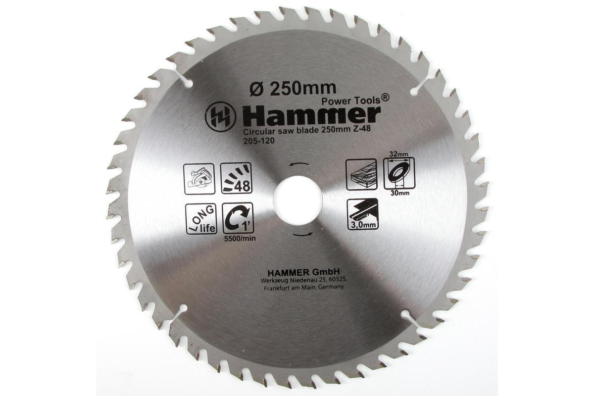 ���� ������� Hammer Flex 205-120 CSB WD 250��*48*32/30�� �� ������