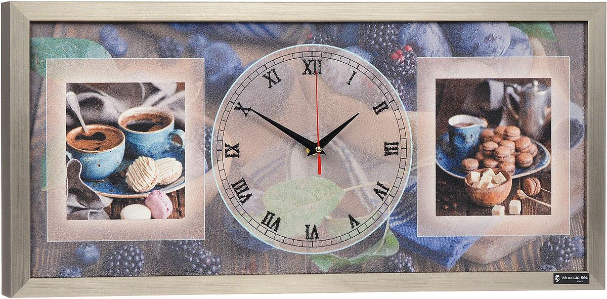 Настенные часы из песка Mauricio Relli Allaperto РМ-059, размер 63х30PM-059