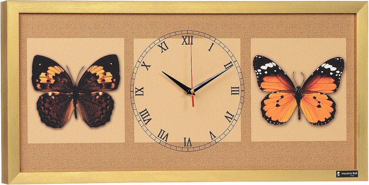 Настенные часы из песка Mauricio Relli