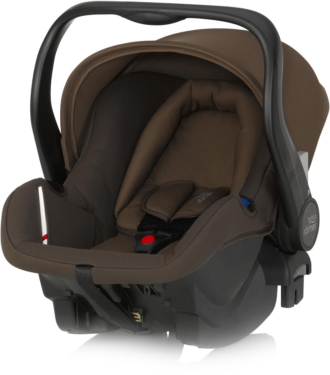 Romer Автокресло Primo Wood Brown до 13 кг2000023037Автокресло Romer Primo группы 0+ предназначено для детей весом до 13 кг (от рождения до 12 месяцев). Автокресло было разработано для родителей, которые ценят комфорт ребенка, простоту в обращении и удобство установки в любом автомобиле. Удобная ручка для переноса, регулируемый капюшон, встроенные адаптеры для коляски, оснащенной системой CLICK & GO, вставка для новорожденных из двух частей, легкость и простота установки в автомобиле - идеальное сочетание для создания Travel System - собственной системы путешествий. Автокресло Romer Primo создано, чтобы приносить только положительные эмоции. Особенности: Внутренний 3-точечный ремень безопасности регулируется всего одним движением руки. Специальный вкладыш для новорожденных, состоящий из 2 частей (подголовника с мягкими бортиками и подушки под спину), обеспечивает комфорт и безопасность во время сна. При необходимости вынимается, увеличивая свободное пространство внутри автокресла. Совместимость...