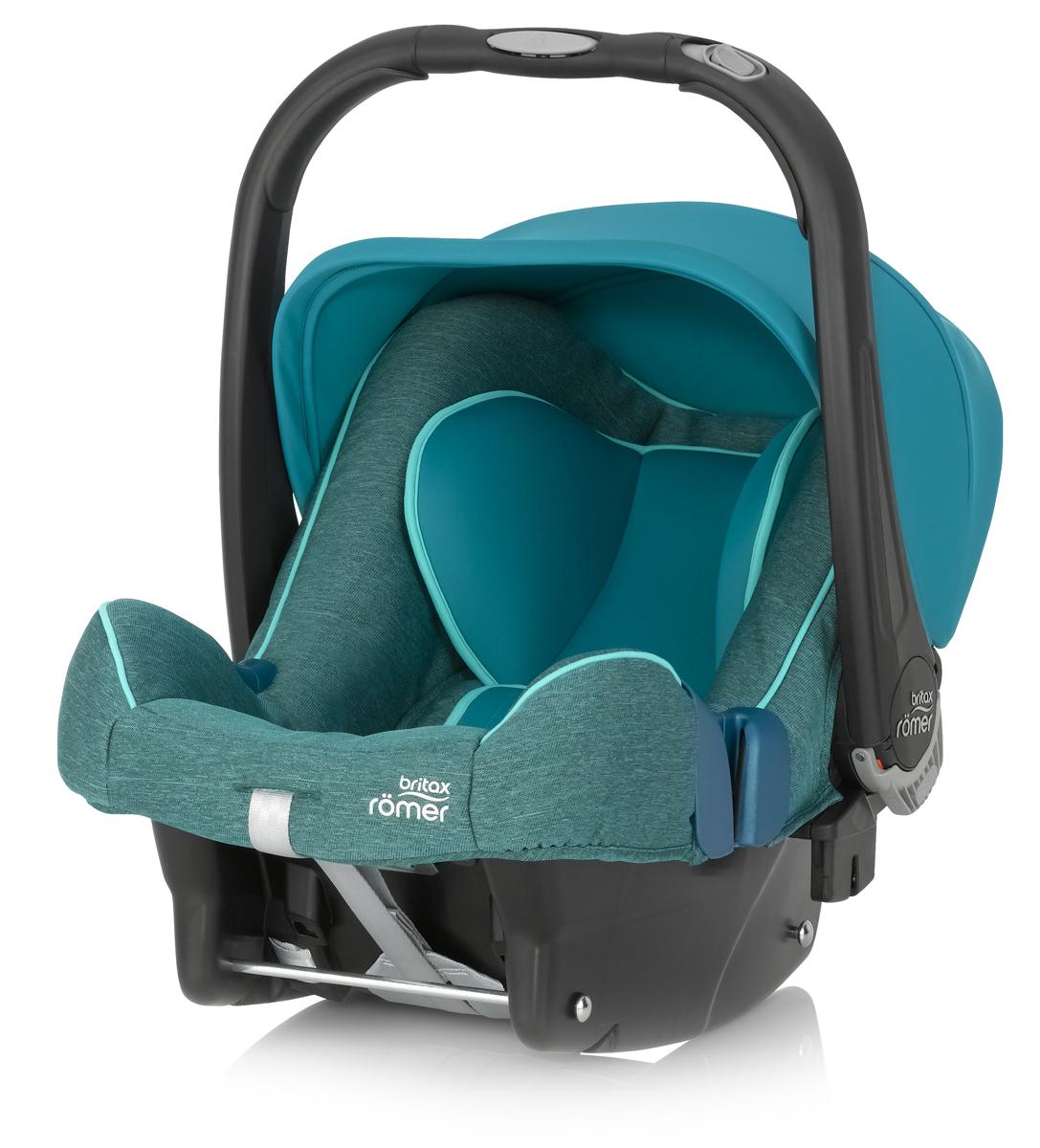 Romer Автокресло Baby-Safe Plus SHR II Green Marble до 13 кг
