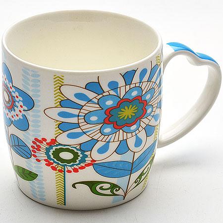 21562 Кружка 300мл LR в под/упак.((х48)21562Кружка Чайная Материал Фарфор производство Китай объем 300мл индивидуальная упаковка