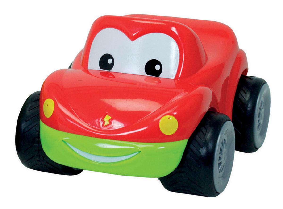 Simba Машинка цвет красный салатовый