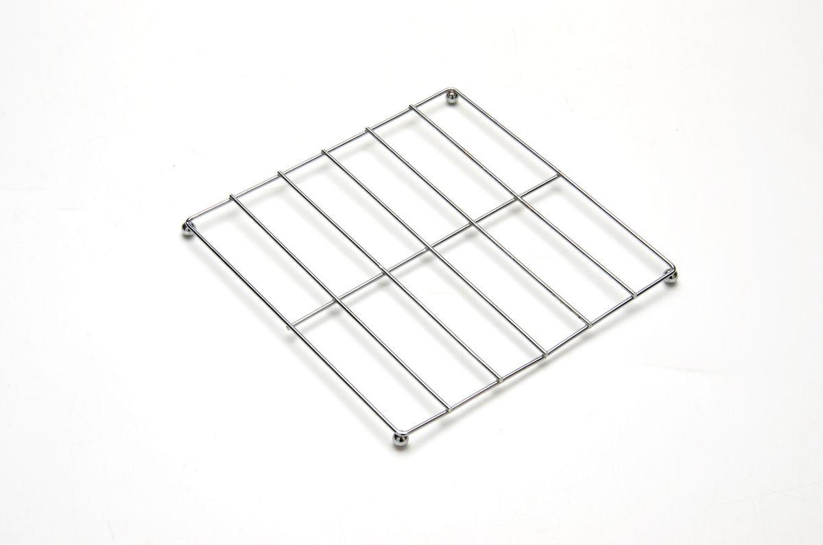 3001 D Подставка мет. Sapir SP-3001-D (х144)3001Подставка под горячее материал:хромированная сталь D18 см.
