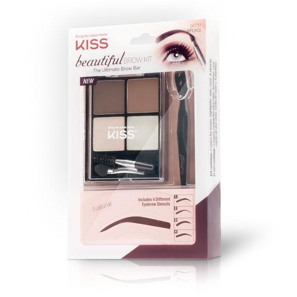 Kiss ����� ��� ������������� ������ Beautiful Brow Kit KPLK02C - Kiss01-445����� ��� ������������� ������ Beautiful Kiss ������� ����� � ������ �������� �����. ������ ������: ��������� 4-� ������ ���� � ��� �������� ������ ����� �����. ������� � ��� �������� �������� ��������. ���� � 2-� �������� � ��� �������� ������ ����������� �����. ���� ��� ������ � ��� �������� �������. ��������� � ��� �������������. ����������� � ��� ��������� ������.