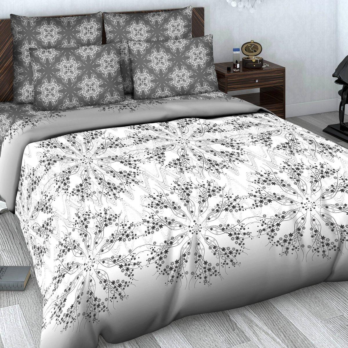 Комплект белья Василиса, 1,5-спальный, наволочки 70х70. 602/1,5