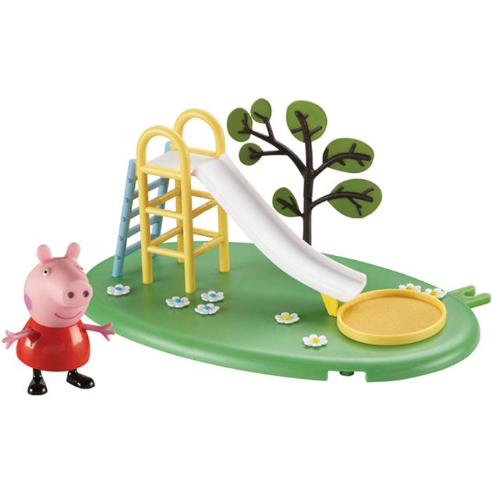 Peppa Pig Набор Игровая площадка Горка Пеппы