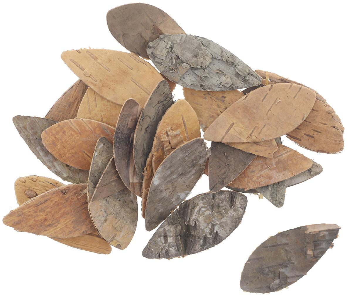 Декоративный элемент Dongjiang Art Лист, цвет: натуральное дерево, 30 шт7709015_нат/деревоДекоративный элемент Dongjiang Art Лист, изготовленный из натуральной коры дерева, предназначен для украшения цветочных композиций. Изделие можно также использовать в технике скрапбукинг и многом другом. Флористика - вид декоративно-прикладного искусства, который использует живые, засушенные или консервированные природные материалы для создания флористических работ. Это целый мир, в котором есть место строгому математическому расчету и вдохновению. Размеры одного элемента: 2 см х 5 см.