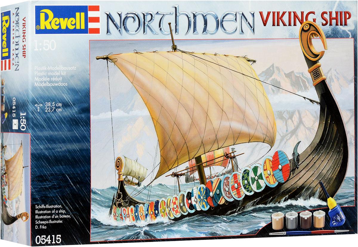 Revell Сборная модель Корабль викингов