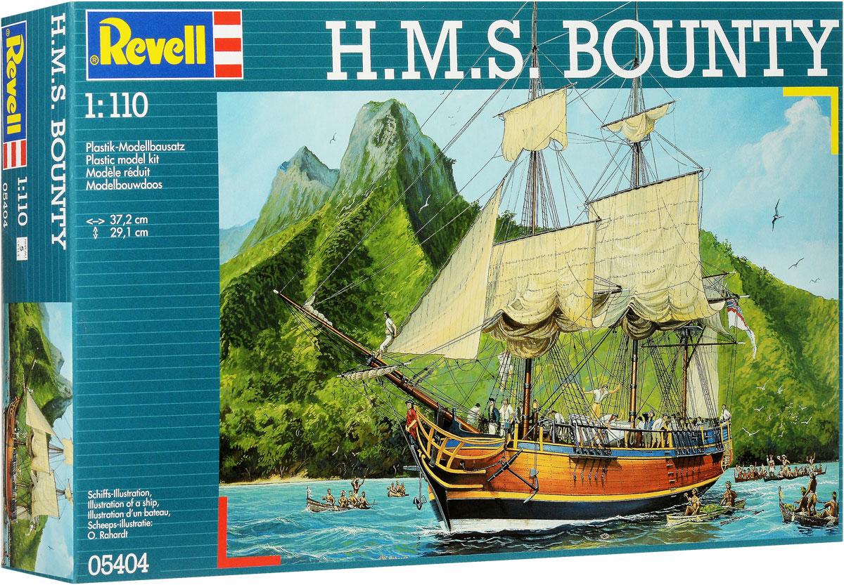 Revell Сборная модель Парусник HMS Bounty