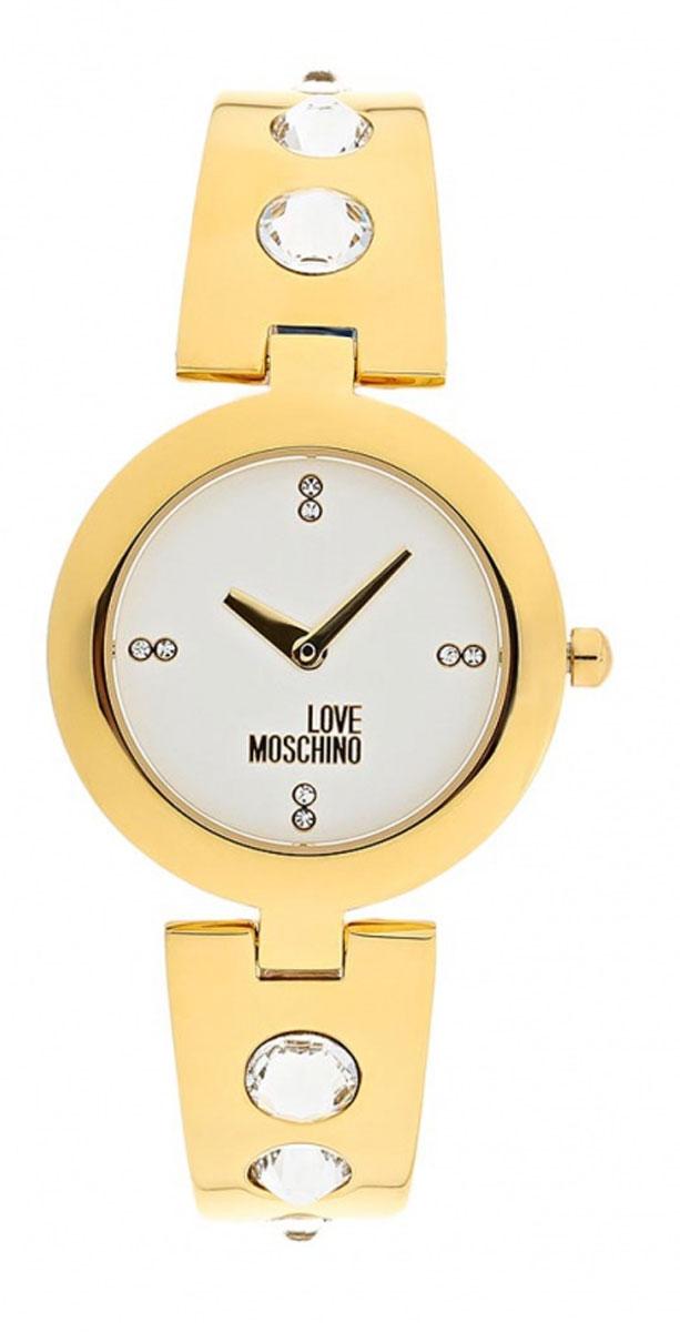 Часы наручные женские Moschino Victoria, цвет: золотой. MW0425MW0425