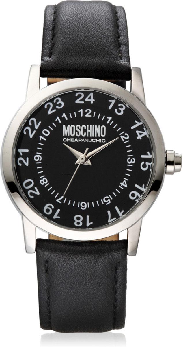Часы наручные женские Moschino Make Up Your Life, цвет: черный. MW0361MW0361