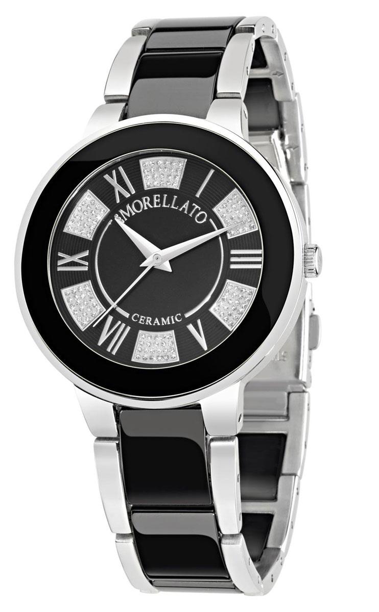 Часы наручные женские Morellato Roma, цвет: черный. R0153118502R0153118502