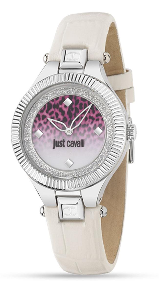 Часы наручные женские Just Cavalli Just Indie, цвет: белый. R7251215503R7251215503