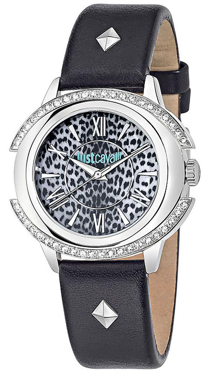 Часы наручные женские Just Cavalli Just Decor, цвет: черный. R7251216505R7251216505
