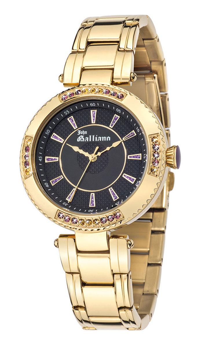 Часы наручные женские Galliano The Refined, цвет: золотой. R2553123501R2553123501