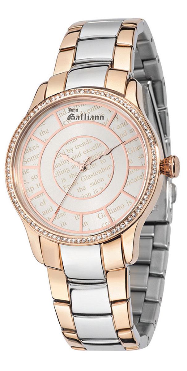 Часы наручные женские Galliano Metropolis, цвет: серебристый. R2553121503R2553121503