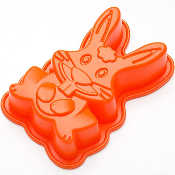 24616 Форма/д/вып. силик. ЗАЯЦ 19х12см МВ (х48)24616Форма/д/вып. силик. ЗАЯЦ Материал: силикон. Размер формы: 19,3 х 12,8 х 4,3 см. Вес: 77 г. Силиконовая форма для выпечки и заморозки продуктов предназначена для изготовления желе, льда, выпечки и т.д. Оригинальный способ подачи изделий не оставит равнодушным родных и друзей. Силиконовые формы Mayer & Boch выдерживают высокие и низкие температуры (от - 40 до + 230 градусов). Они эластичны, износостойки, легко моются, не горят и не тлеют, не впитывают запахи, не оставляют пятен. Силикон абсолютно безвреден для здоровья.