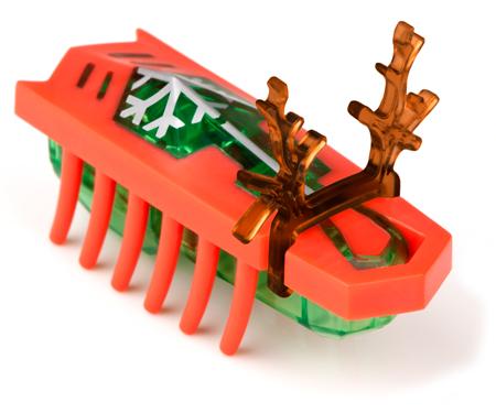 Hexbug Микро-робот Nano новогодний оранжевый