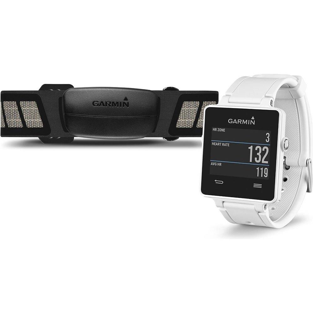 Смарт-часы Garmin vivoactive White HRM (пульсометр) (010-01297-11) ( 010-01297-11 )