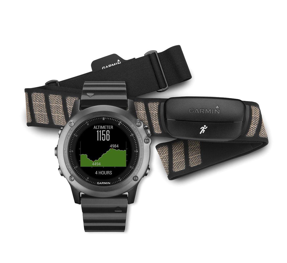 Смарт часы Garmin fenix 3 Sapphire с металлическим браслетом, HRM - Run (010-01338-26)010-01338-26Высокая эффективность в сочетании с высоким стилем Стальная антенна EXO™ с поддержкой спутников GPS + GLONASS для быстрого приема сигналов и точного расчета местоположения 1,2-дюймовый цветной дисплей Chroma™ с отличным качеством изображения даже при солнечном свете Функции для тренировок, включая VO2 Max и рекомендации по восстановлению (при использовании с пульсометром?) Навигационные функции, включая 3-осевой компас, альтиметр и барометр, TracBack и Sight'n Go Совместимость с Connect IQ™ для загрузки приложений, виджетов, циферблатов и полей данных Fenix 3 представляет собой прочные, функциональные и «умные» спортивные часы «мультиспорт» с GPS-приемником. Поскольку устройство включает в себя наборы функций для тренировок и для навигации, оно готово к любым спортивным занятиям или соревнованиям. Доступ к платформе Connect IQ позволяет настраивать циферблаты, поля данных, виджеты и действия. Благодаря компактному и легкому корпусу Fenix 3 не замедлит Вас во время тренировки и не...