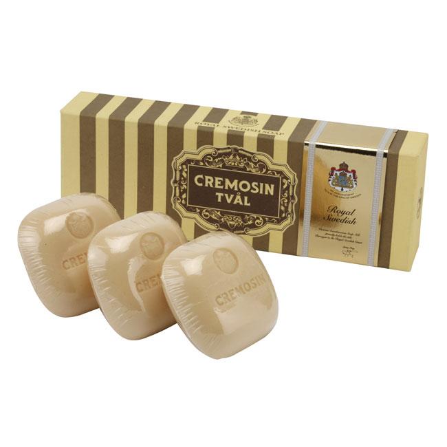 Victoria Soap Cremosin Крем-мыло для тела, 3х95 г