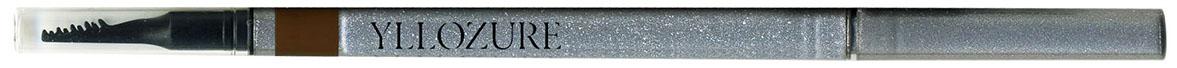 Yllozure Контур для бровей ORBITE, тон 52, 1,4 гр0652Неотъемлемым штрихом создания любого образа является макияж бровей. Ухоженные и яркие, они подчеркивают выразительность и глубину взгляда. Карандаш ORBITE, тонко прорисовывает каждый волосок подобно натуральным придавая бровям насыщенность и объем. Удобная щеточка для растушевки позволяет избежать грубых штрихов и делает брови максимально естественными и аккуратными. Входящие в состав витамины Е и А каждый раз во время использования карандаша ухаживают за бровями, увлажняя и питая их.