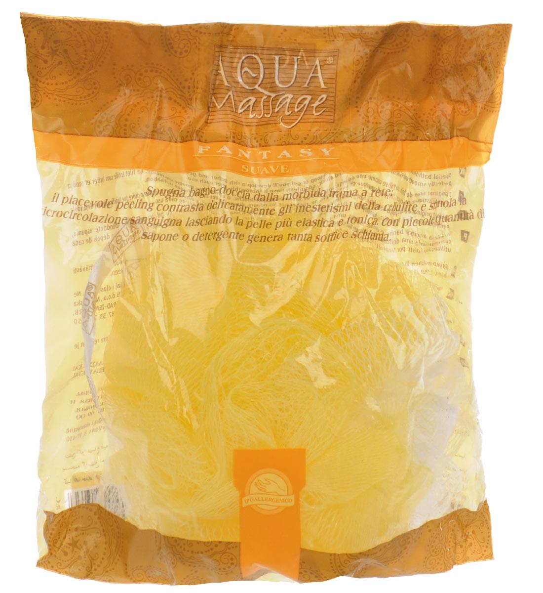 Мочалка Arix, с массажным эффектом, цвет: желтый, белый, 15 х 12 х 17 смAR958_желтый, белыйМочалка Arix изготовленная из синтетических волокон, превосходно массажирует, тонизирует и очищает кожу без раздражения. Делает ее эластичной и гладкой. Используется даже с минимальным количеством мыла, образуя много пены. Изделие оснащено петелькой для удобного подвешивания в ванне.