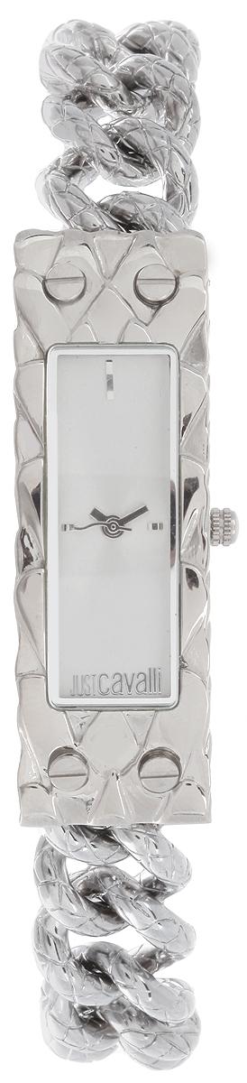 Часы женские наручные Just Cavalli, цвет: стальной. 7253 129 5157253129515Оригинальные женские часы Just Cavalli выполнены из нержавеющей стали и минерального стекла. Изделие дополнено символикой бренда. Корпус часов выполнен из нержавеющей стали, дополнен минеральным стеклом и имеет степень влагозащиты равную 3 atm. Оригинальный браслет дополнен практичным раскладным замком, который состоит из двух звеньев за счет чего возможно регулировать длину изделия. Часы поставляются в фирменной упаковке. Часы Just Cavalli подчеркнут изящность женской руки и отменное чувство стиля у их обладательницы.