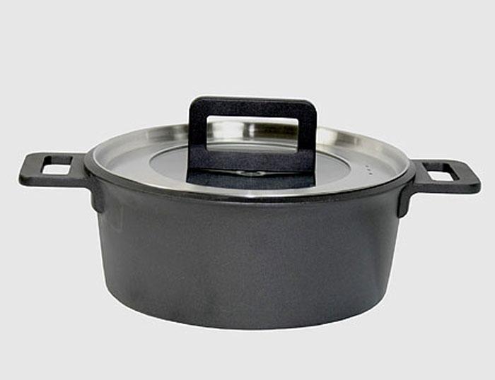 3954 Кастрюля ал/лит(6л)(28см)ЕНИСЕЙ MB ст/кр (х4)3954Кастрюля с крышкой, Материал: высококачественный литой алюминий, антипригарное покрытие, крышка(металл+стекло), удобные ручки. Размер:D28х12 см.(6 л)