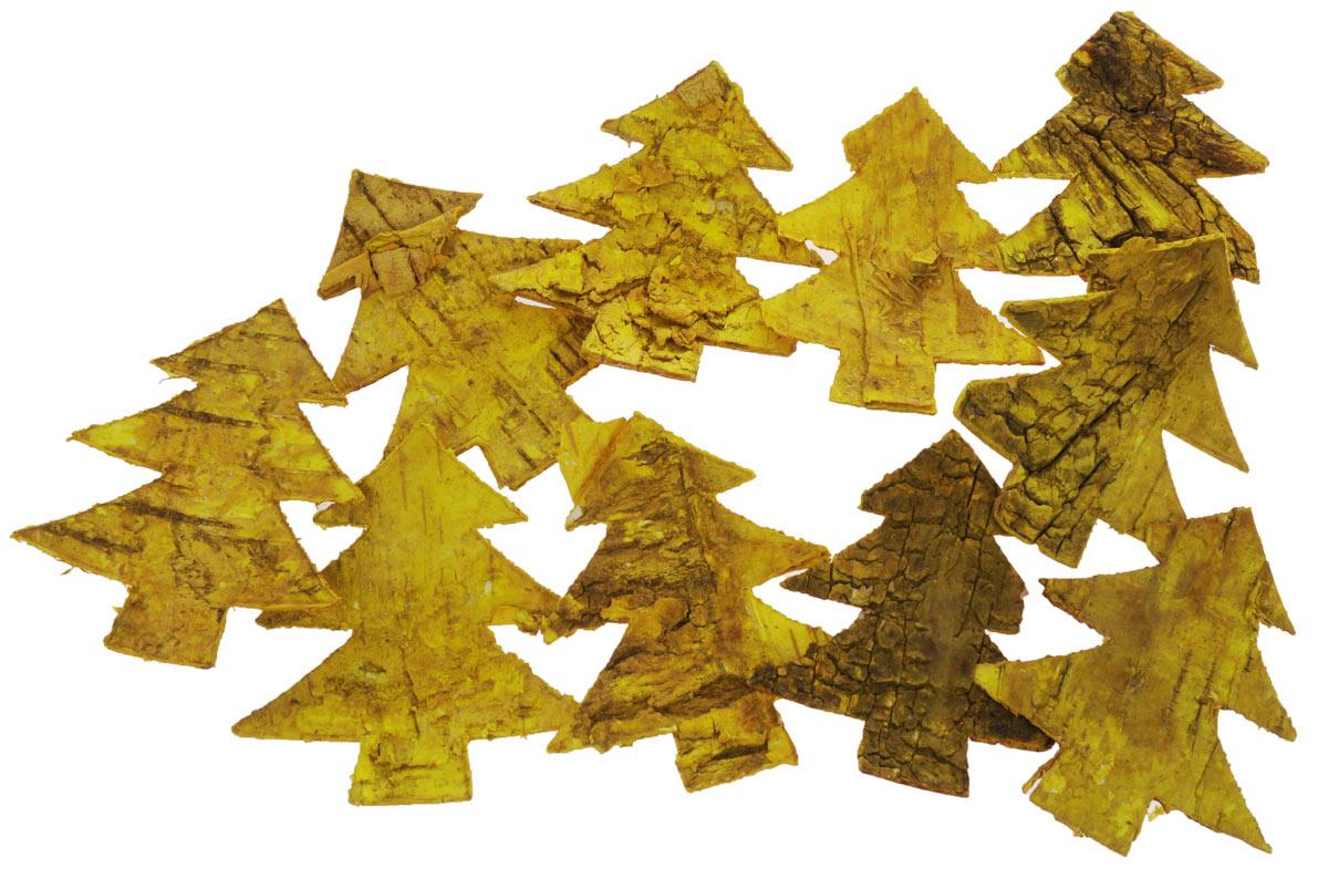 Декоративные элементы Dongjiang Art, цвет: желтый, длина 7 см, 10 шт7709018_желтыйДекоративные элементы Dongjiang Art представляют собой срезы березы и предназначены для украшения цветочных композиций. Такие элементы могут пригодиться во флористике и многом другом. Флористика - вид декоративно-прикладного искусства, который использует живые, засушенные или консервированные природные материалы для создания флористических работ. Это целый мир, в котором есть место и строгому математическому расчету, и вдохновению. Размер элемента: 7 см х 6 см х 0,2 см.