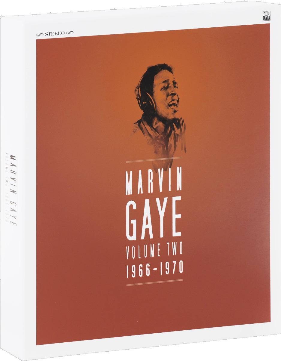 Marvin Gaye. Volume Two. 1966 - 1970 (8 LP)