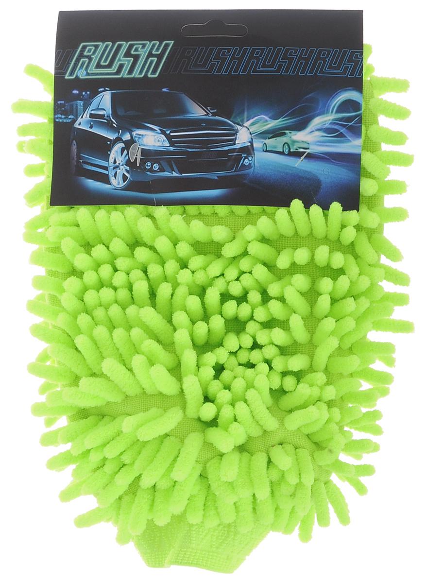 Рукавица для уборки салона автомобиля Eva, цвет: салатовый, 26 см х 19 смТ04_салатовыйДвусторонняя рукавица Eva, изготовленная из микрофибры (полиэстера, полиамида), легко удаляет пыль, деликатно моет поверхности, мягко удаляет сильные загрязнения. Применяется как в сухом, так и во влажном виде. Рукавица удобно держится на руке и великолепно впитывает воду. Идеально подходит для уборки в салоне автомобиля.