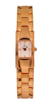 Наручные часы женские Apella, цвет: золотой. A-574-4001A-574-4001Наручные женские часы. Материал-нержавеющая сталь.Кварцевый механизм, производство Швейцария.