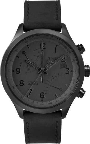 Наручные часы мужские Timex, цвет: серый. TW2P79000