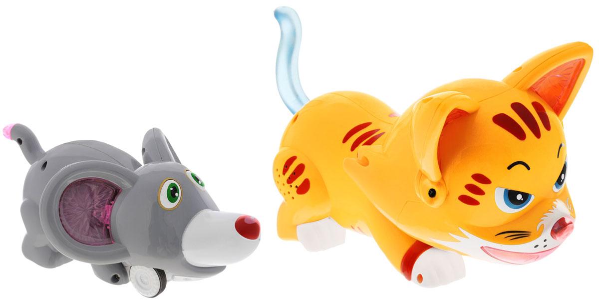 Tongde Игрушка на радиоуправлении Кошки-мышки