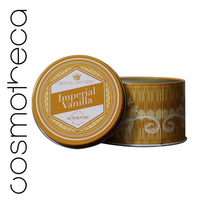 """Royal Apothic Свеча ароматизированная """"Imperial Vanilla"""" 226 гр"""