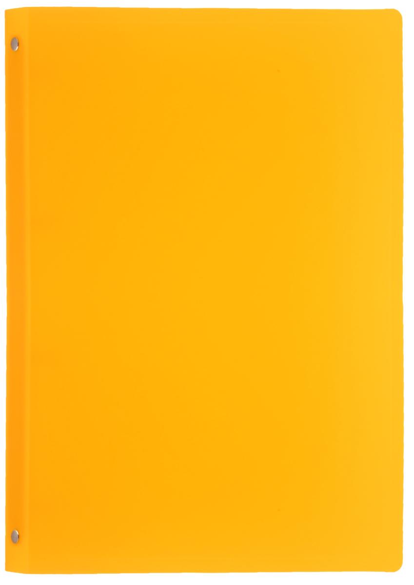 Erich Krause Папка-файл на 4 кольцах цвет желтый31014_желтыйПапка-файл Erich Krause на четырех кольцах предназначена для хранения и транспортировки бумаг или документов формата А4. Папка изготовлена из плотного пластика. Кольцевой механизм выполнен из высококачественного металла. Папка практична в использовании и надежно сохранит ваши документы и сбережет их от повреждений, пыли и влаги.