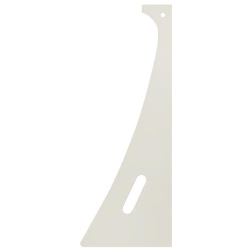 Лекало Hobby&Pro Сапог-2, 65,2 см х 24,8 см7705678Лекало Hobby&Pro Сапог-2, выполненное из гибкого пластика, применяется для оформления фасонных линий на чертежах и лекалах кроя. Оно позволяет провести плавную линию и приблизить изделие к заданной модели. Изделие предназначено для оформления низа изделия, боковых линий, прямых углов и плавных закруглений. Лекало Hobby&Pro Сапог-2 станет незаменимым помощником как начинающим портным, так и опытным.