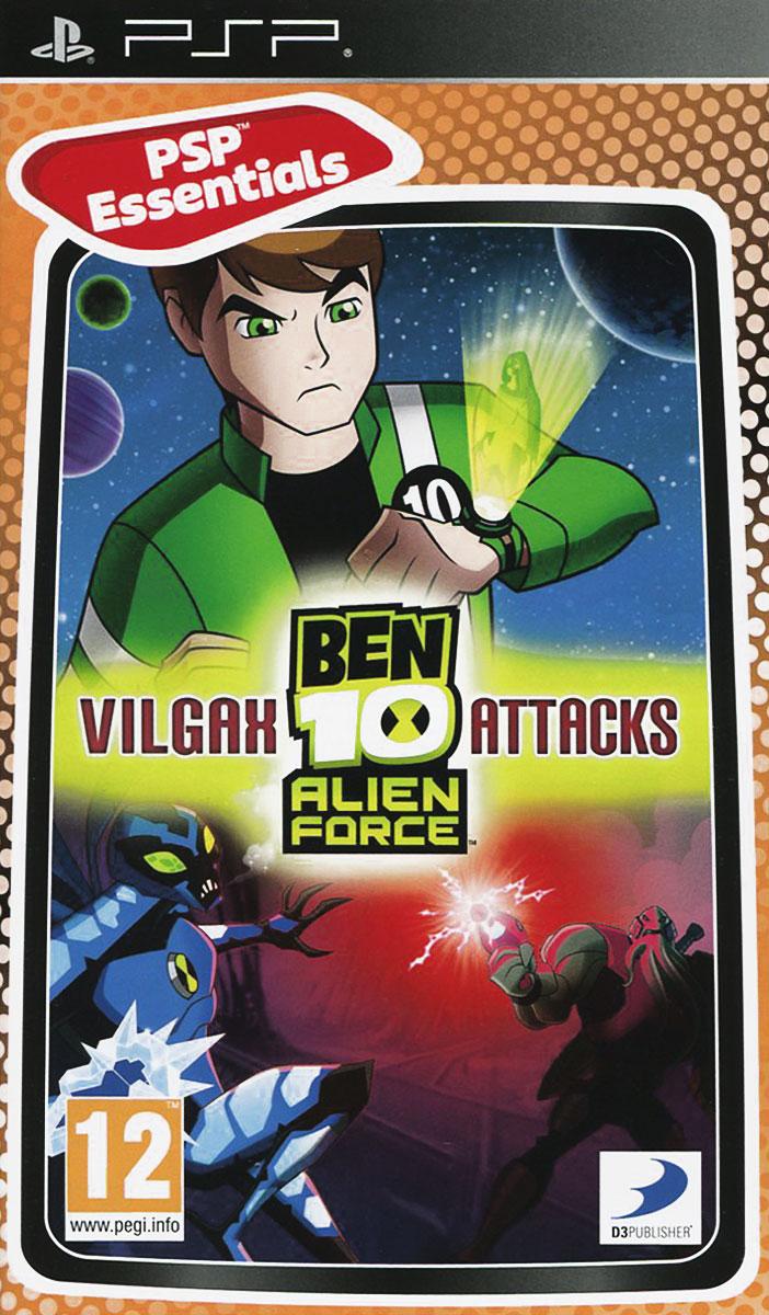 Ben 10. Alien Force Vilgax Attacks (Essentials)