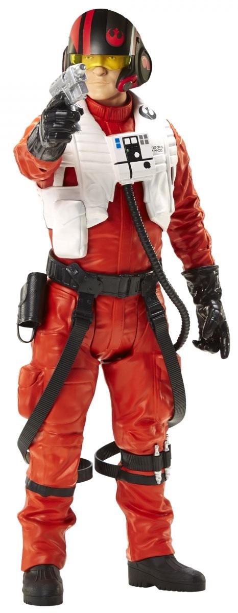 Star Wars Фигурка По Дэмерон908240Фигурка Star Wars По Дэмерон выполнена в виде персонажа 7 эпизода фантастической киноэпопеи Звездные Войны. Фигурка изготовлена из качественного цветного пластика, имеет подвижные голову и руки. Герой вооружен внушительным бластером. Фигурка понравится как детям, так и взрослым коллекционерам, она станет отличным сувениром или займет достойное место в коллекции любого поклонника знаменитой космической саги.