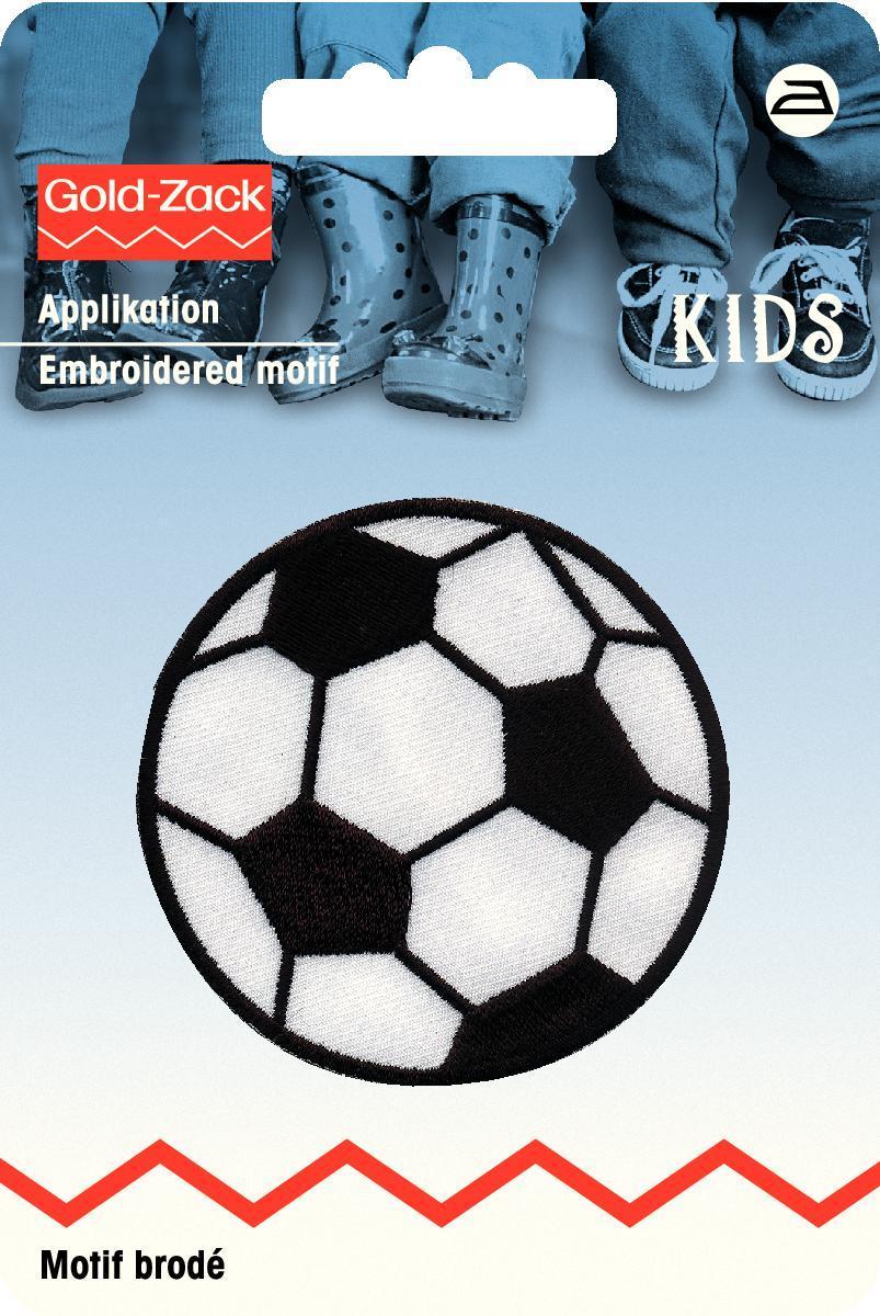 925273 Аппликация Футбольный мяч, средняя Prym343148